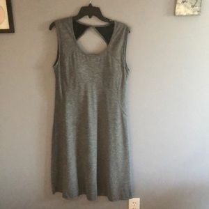 Prana dress gray